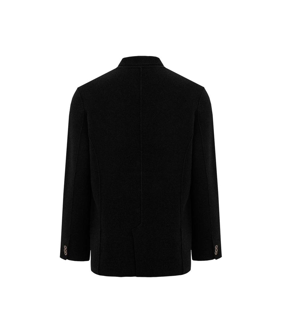 ANTON SPORTS COAT BLACK - Karim Guest Onlineshop