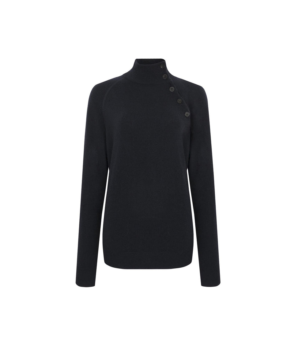 Karim Guest New York | Womenswear | Aliz Turtleneck Sweater - Karim Guest Onlineshop