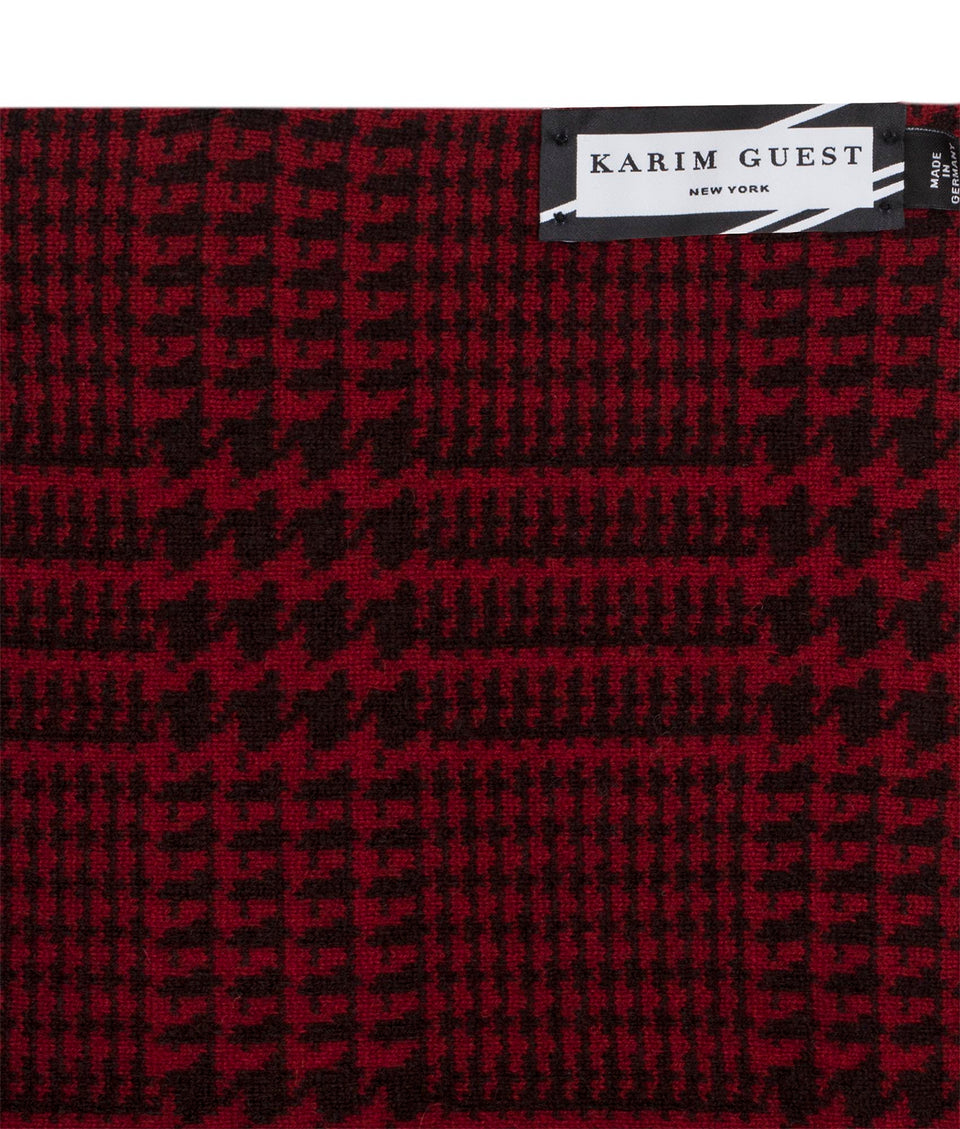 CANDY EBONY-CARMINE RED - Karim Guest Onlineshop