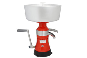 MANUAL MILK CREAM CENTRIFUGAL SEPARATOR MACHINE 80L/H