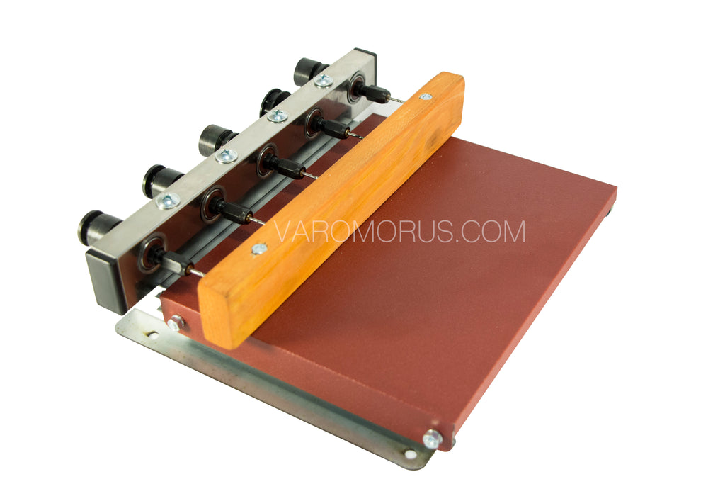 FRAMES MAKER DRILLING MACHINE 5 HOLES WITHOUT MOTOR