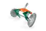 VAROMORUS METAL PRECISION SEEDER VEGETABLE 2-ROW MANUAL PLANTER