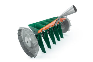VAROMORUS METAL PRECISION SEEDER VEGETABLE 5-ROW MANUAL PLANTER