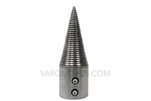 VAROMORUS CLEAVER WOOD SCREW CONE SPLITTER
