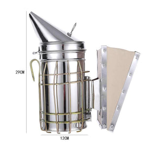 Stainless Steel Manual Bee Smoke Transmitter Kit