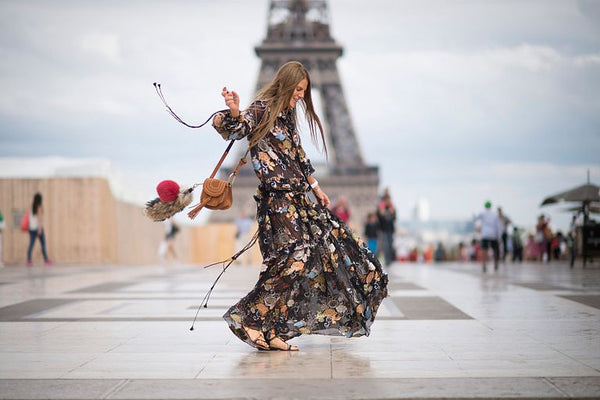 OF BOHEMIAN FASHION: ITS ROOTS AND ESSENCE