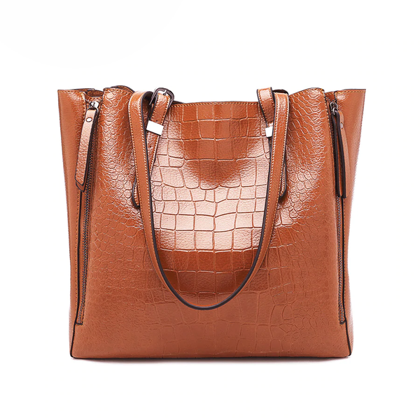 Leather bag - Narciso