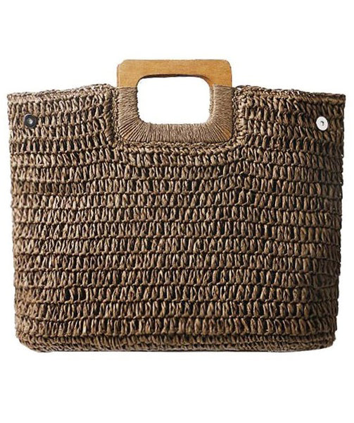 Straw Bag - Harper