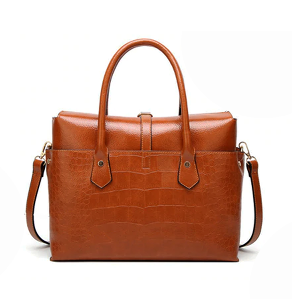 Leather Bag - Aura