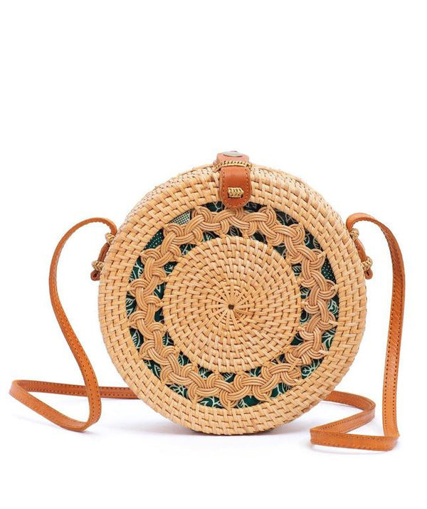 Rattan Bag (MEDIUM) - Batur