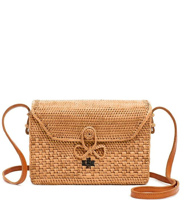 Rattan Bag - Angie