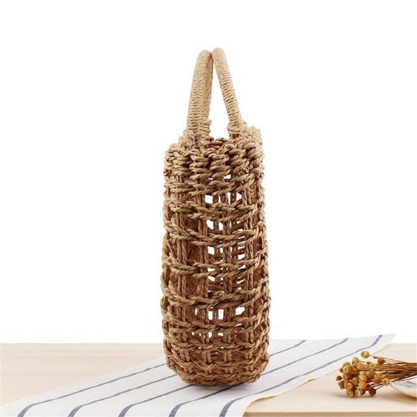 Straw Bag - Sally