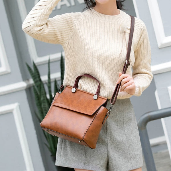 Leather  Bag - Prissy