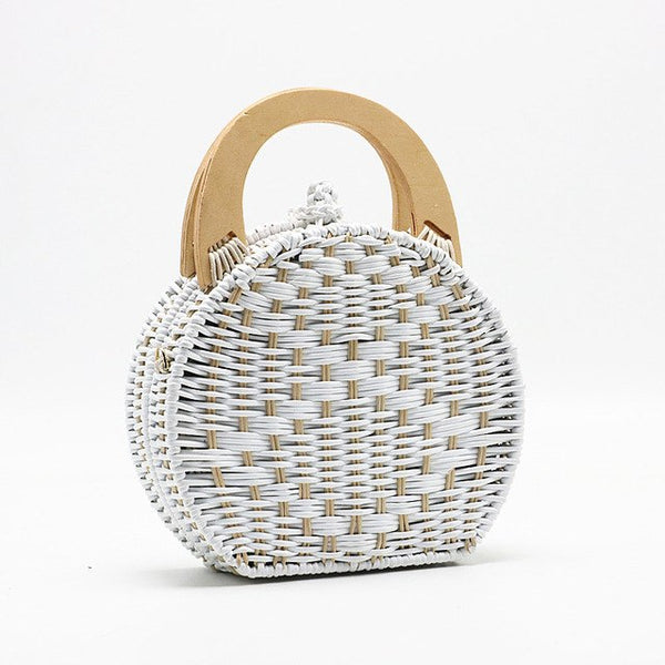 Straw Bag - Clem
