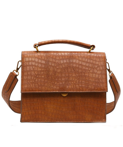 Leather  Bag - Ronny