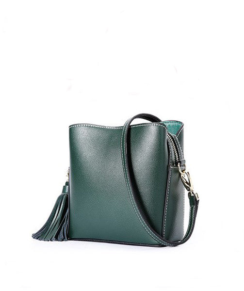 Genuine Leather Bag - Nellie