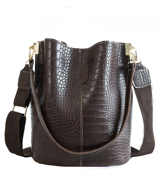 Leather  Bag - Sylvie