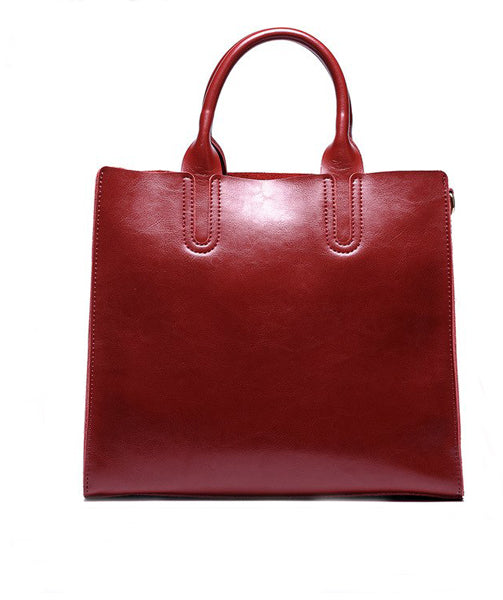 Genuine Leather Bag - Monica