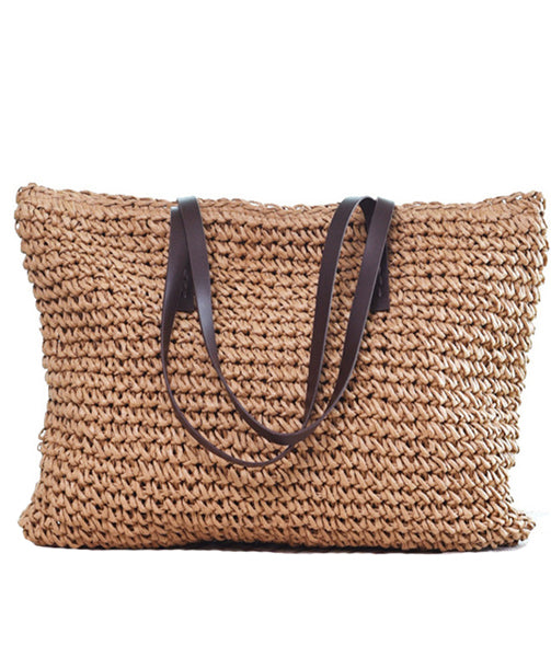 Straw Bag - Evelyn