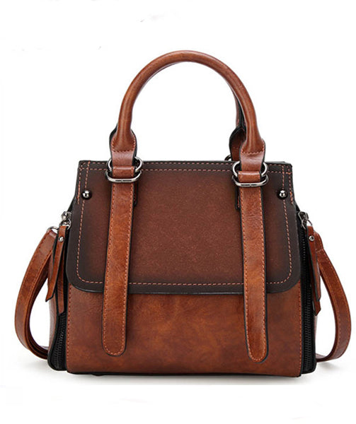 Leather  Bag - Ruthie