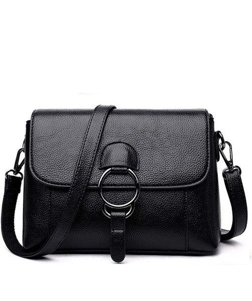 Genuine Leather Bag - Maura