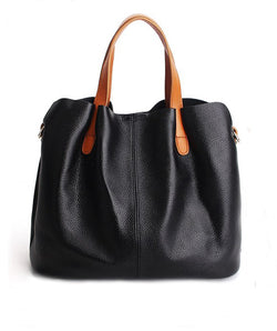 Genuine Leather Bag - Nora