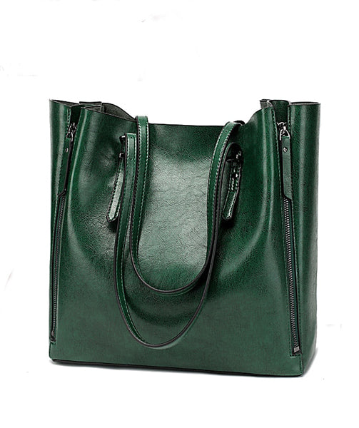 Leather  Bag - Sulie