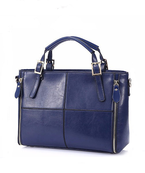 Leather  Bag - Tanya