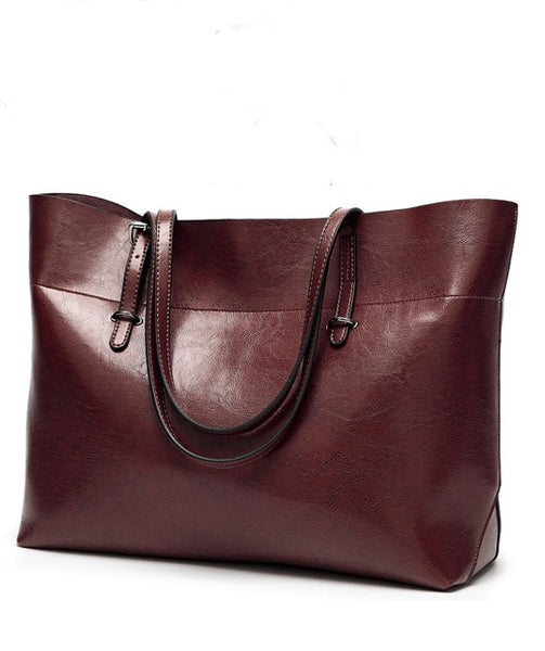 Leather Bag - Dora