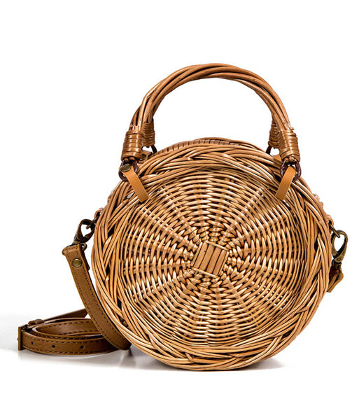 Straw bag - Millie