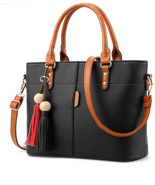 Leather  Bag - Vera