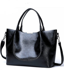 Leather  Bag - Terry