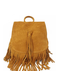 Genuine Leather Bag - Moyra