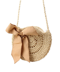 Straw Bag - Abigail