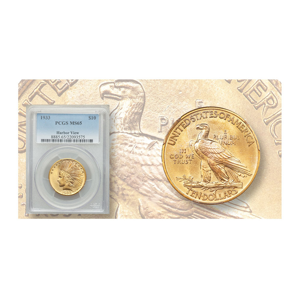 Market Analysis: Saint-Gaudens' Indian Head $10 gold eagles