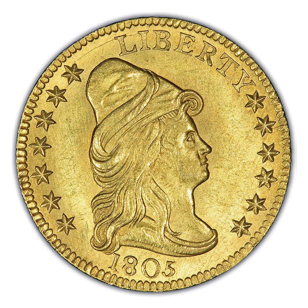 $2.50 Gold Quarter Eagles