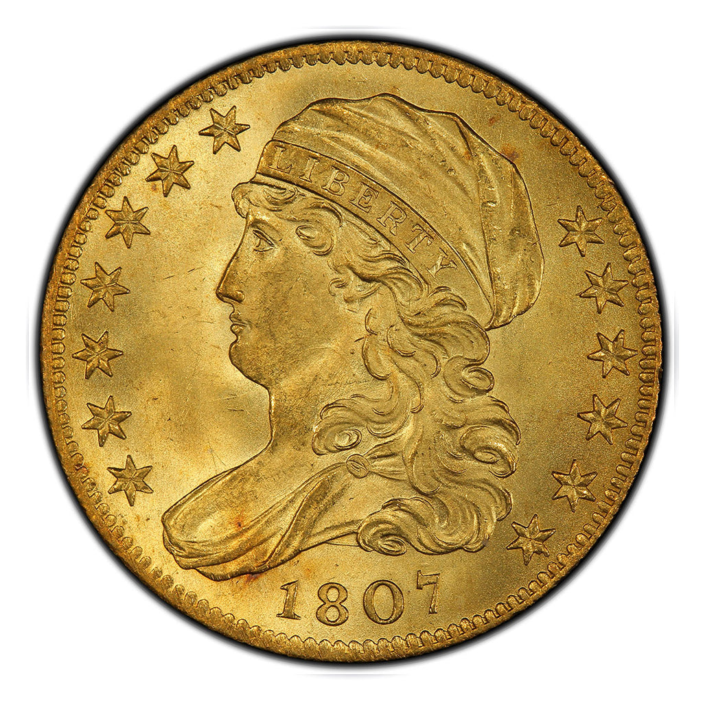 $5 Gold Half Eagles