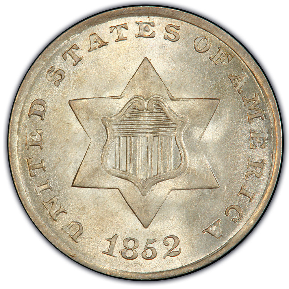 Three Cent Pieces