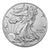 American Silver Eagles (Mint State - Bullion)