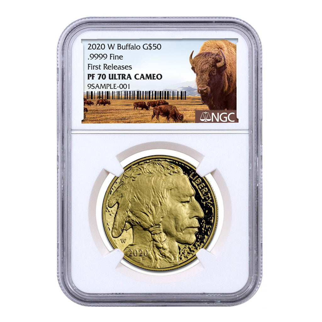 American Gold Buffalos (Proof - NGC Certified)