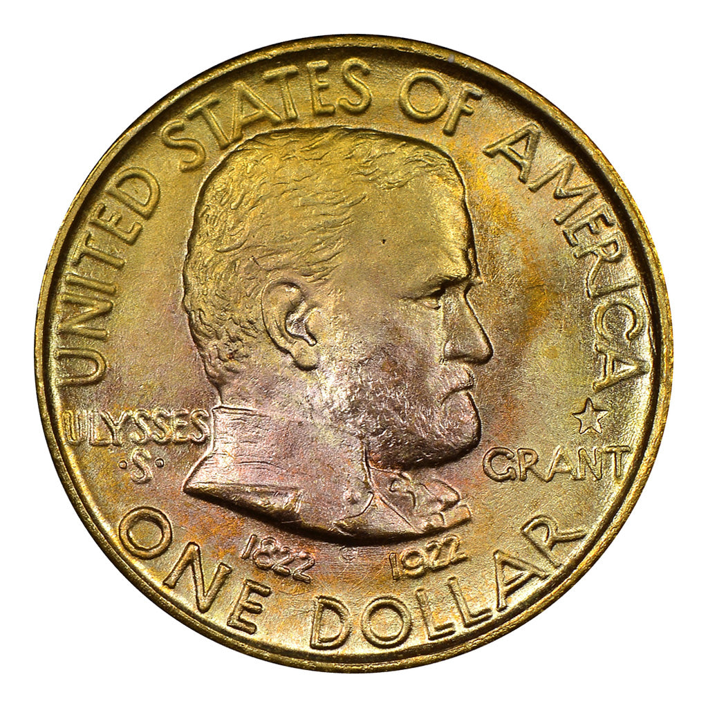 Classic Gold Commemoratives
