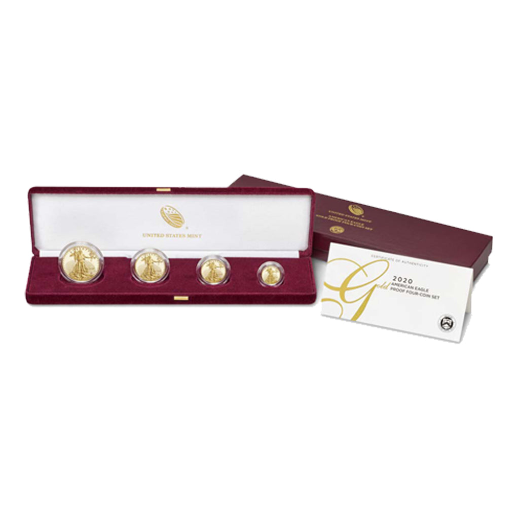 American Gold Eagles (Sets)