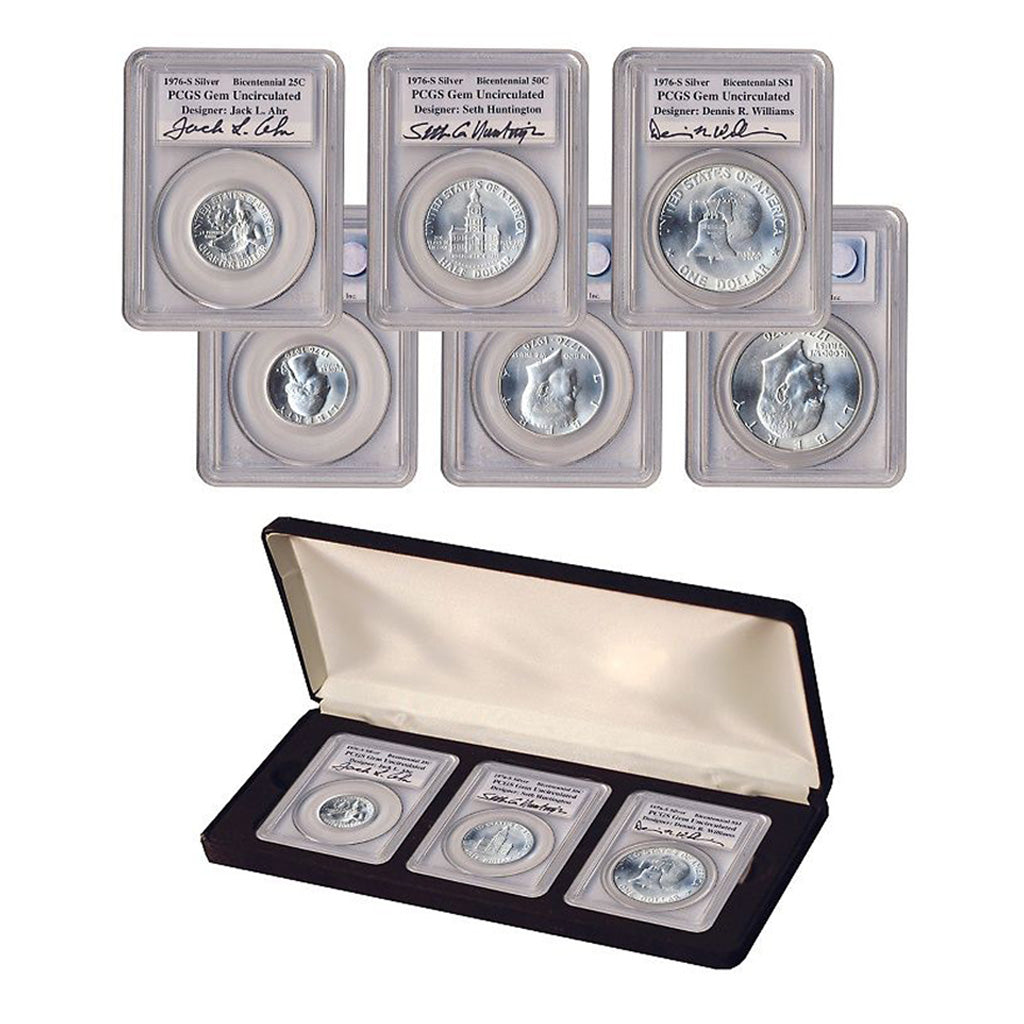 United States Certified Uncirculated Sets