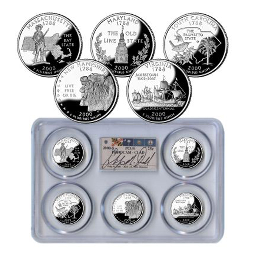 United States Certified Proof Sets