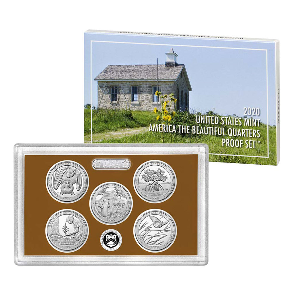 United States Clad Quarter Proof Sets (1999 to Date)