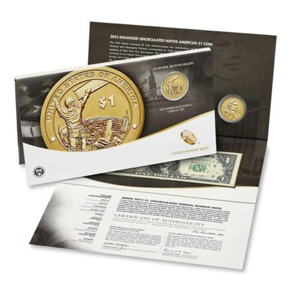 Coin & Currency Sets