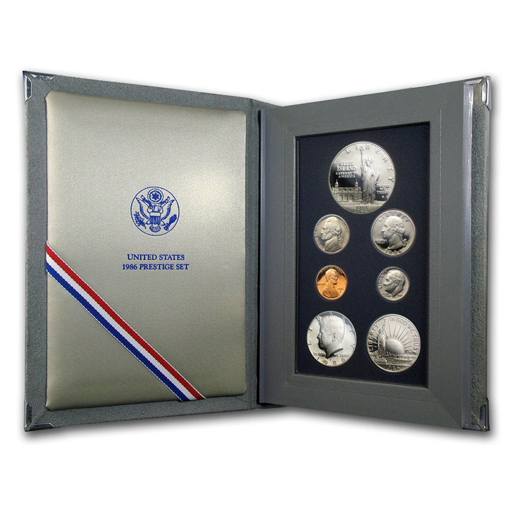 United States Prestige Proof Sets (1983 to 1997)