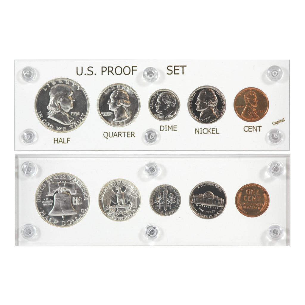 United States Privately Packaged Proof Sets