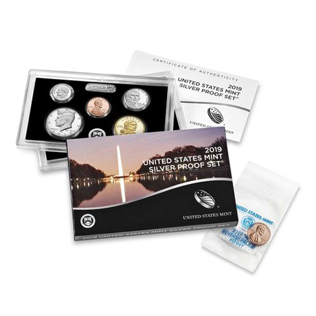 United States Silver Proof Sets (1976, 1992 to Date)