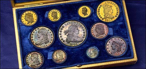 Rare Coin Investments – Olevian Numismatic Rarities
